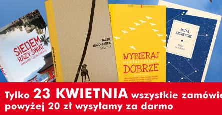 Dzień darmowej dostawy @ kulturalnysklep.pl