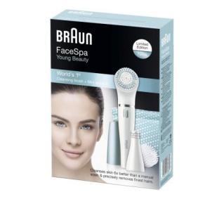 Urządzenie do pielęgnacji twarzy Braun FaceSpa Young Beauty za 239 zł @ Euro