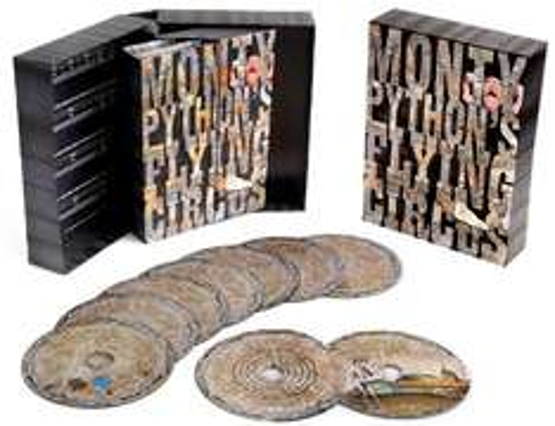 Latający cyrk Monty Pythona (kompletna seria - 7DVD) za ok. 100zł @ Amazon.de