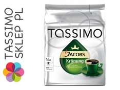 Kapsułki TASSIMO Jacobs Kronung