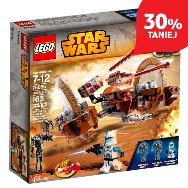 Lego Star Wars - Pojazd Bojowy (75085) 30zł taniej @ Tesco