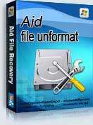 Aidfile Format Drive Recovery za darmo (taniej o 65$) @ Sharewareonsale.com