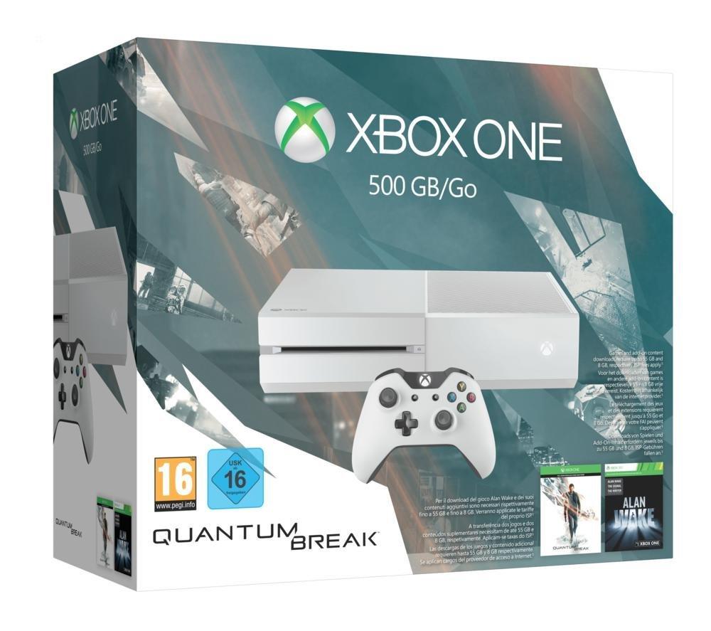 Xbox One 500GB + Quantum Break + Alan Wake: Special Edition za ok. 1180zł @ Amazon.de