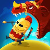 Dragon Hills z 2euro - za DARMO  -polska gra - Android i iOS