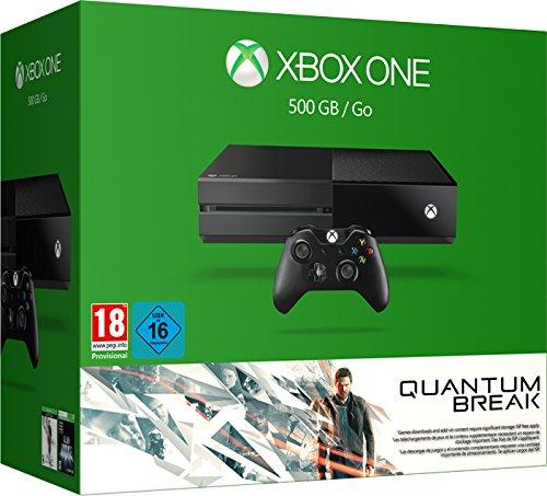 XBOX ONE 500GB+ Quantum Break+ darmowa wysyłka @Amazon.de