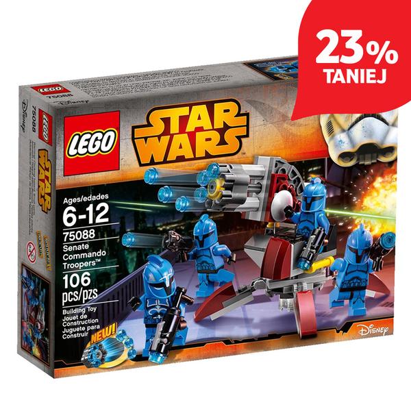 LEGO Star Wars Elite Squad 75088 15 zł taniej @ Tesco
