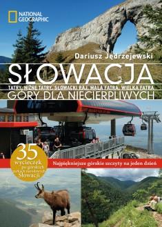 National Geographic - Przewodnik po górach Słowacji
