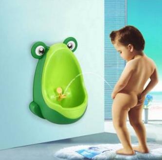 Toaleta do nauki celności przy sikaniu (dla chłopców) :) @ Banggood