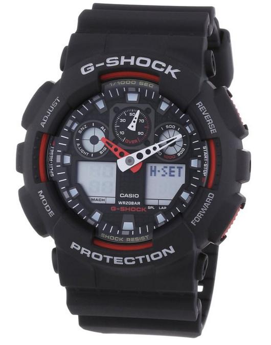 Casio G-SHOCK GA-100-1A4ER za ok. 315zł @ Amazon.uk
