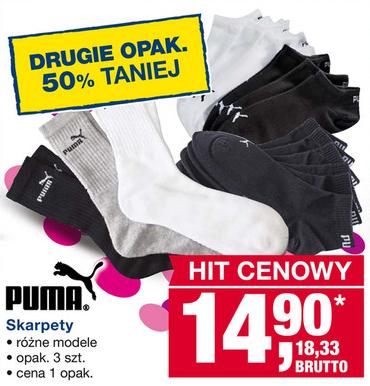 Skarpety Puma 6par