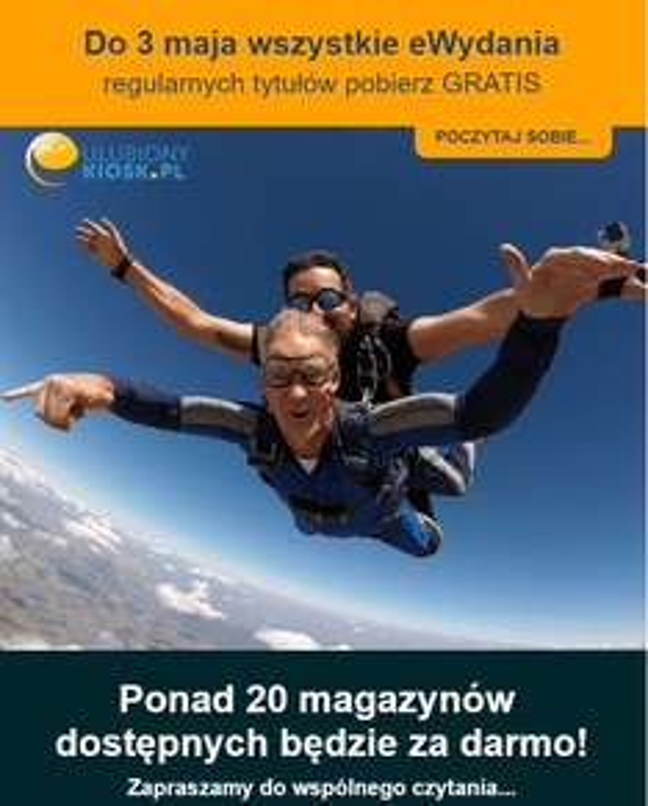 Ponad 20 magazynów o różnej tematyce za darmo w formie elektronicznej!
