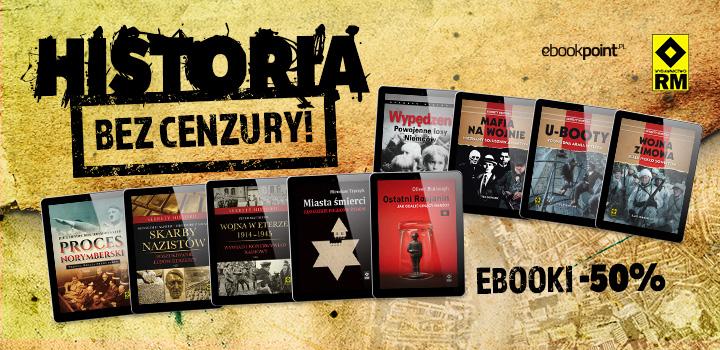 Historia bez cenzury - 50% taniej @ ebookpoint.pl