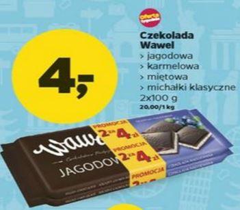 czekolada Wawel @ Netto