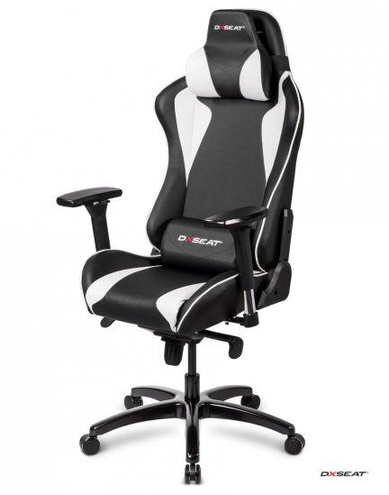 Powystawowy fotel dla gracza za 775,03zł. (DXseat V-Class V44/XW)