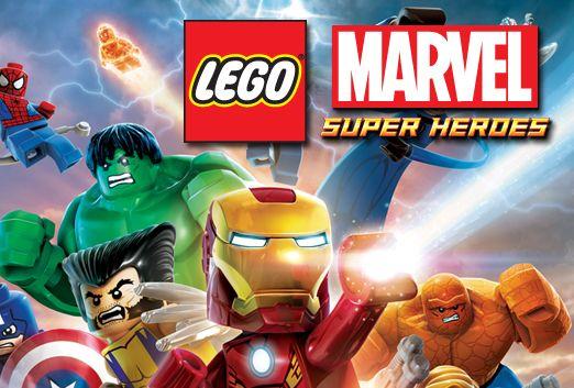 Lego Marvel Heroes na PC (STEAM) za 21zł @ BundleStars