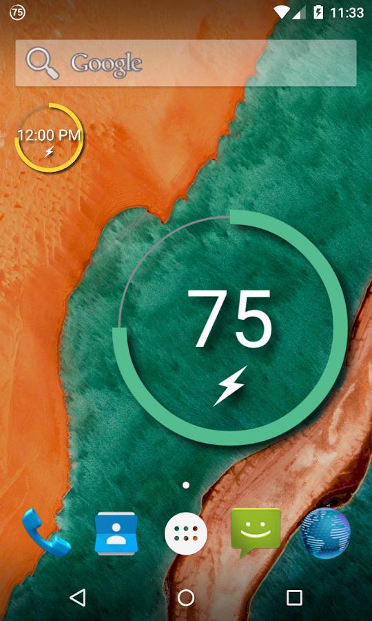 Battery Widget Reborn 60% taniej. Android