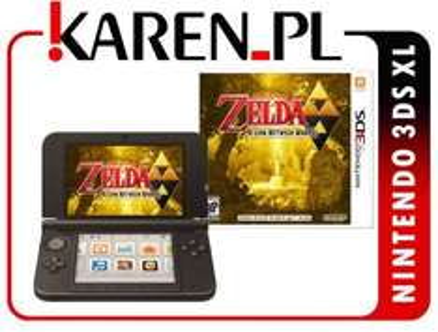 Konsola Nintendo 3DS XL + Zelda za 499 @Allegro/Karen