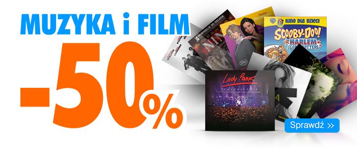 Muzyka i film -50% @ Electro.pl