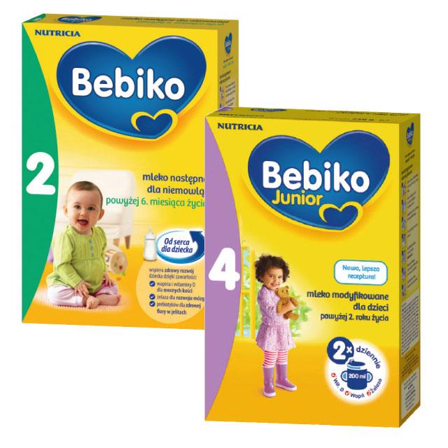 Mleko Bebiko 350g, 2 opakowania za 26zł @ Intermarche