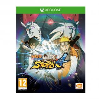 Naruto: Ultimate Ninja Storm 4 [Xbox One/Playstation 4] za 169zł @ Redcoon