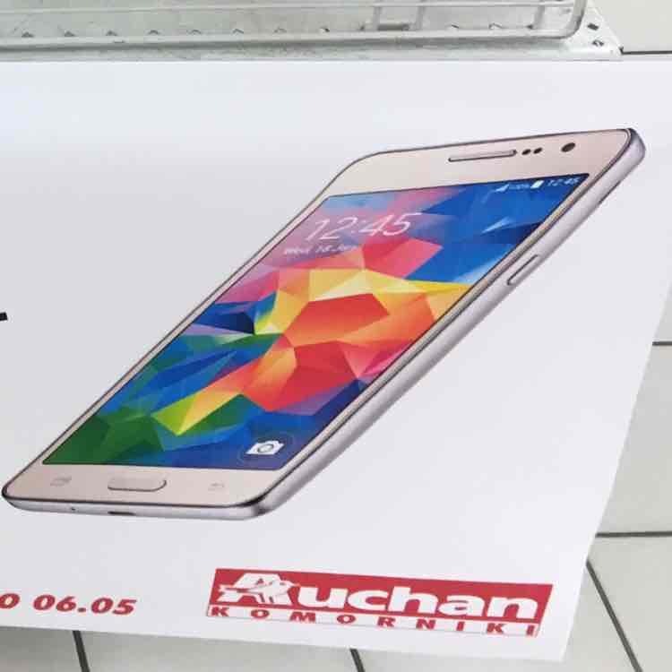 Samsung Galaxy Grand Prime za 459zł (z 629zł)@Auchan