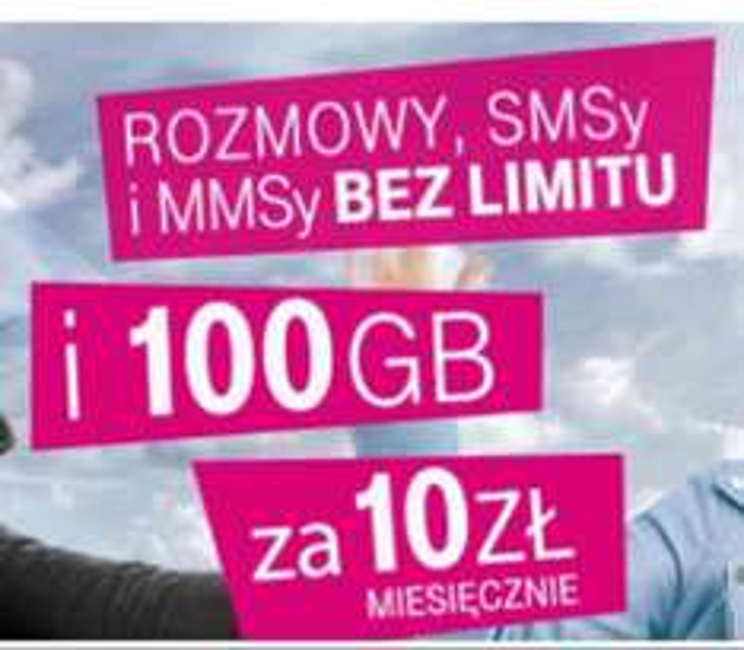 najlepsza sieć za dychę @ T-Mobile