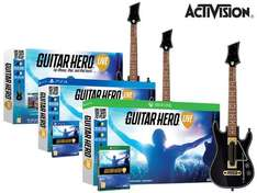 Guitar Hero Live z kontrolerem (PS4, XONE, iOS) za 179,95zł @ iBOOD