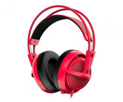 Słuchawki SteelSeries Siberia 200 (wbudowany mikrofon) za 199zł @ X-Kom