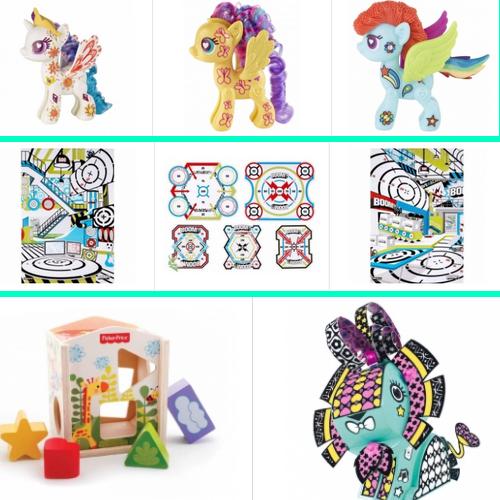 Dostawa zabawek w cebulowych cenach Little Pony, Fisher i inne @ Satysfakcja.pl