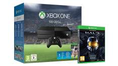 Xbox One 500GB + Fifa 16 + Halo: The Master Chief Collection + 1 miesiąc EA Acces @ MS Store