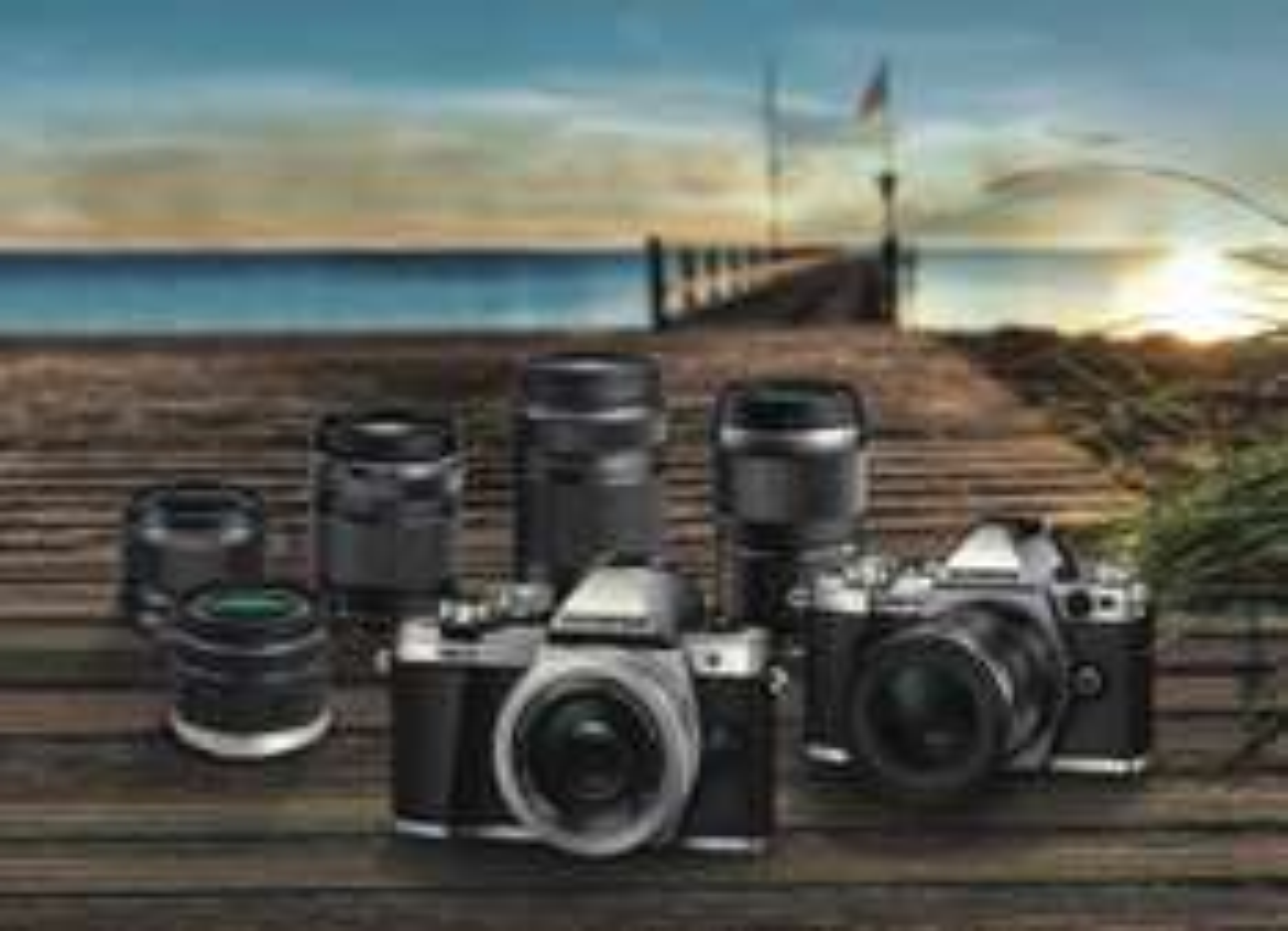 [CASHBACK] Kup wybrane aparaty Olympus OM-D lub obiektywy Zuiko i otrzymaj zwrot do 550zł