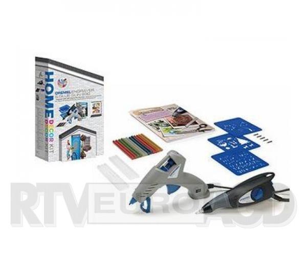 Dremel Engraver + Glue Gun 930 w komplecie za 99zł @ Euro