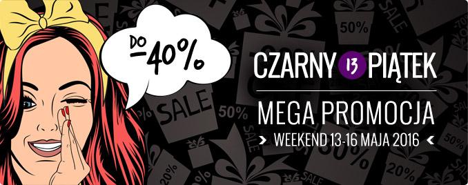 Mega promocja - bestsellery nawet do 40% taniej! @ taniaksiazka.pl