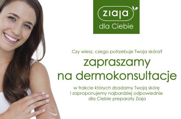 Bezpłatne dermokonsultacje @ Ziaja