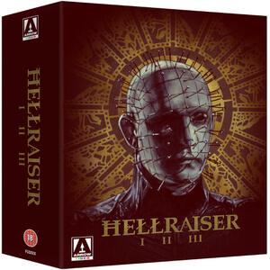 Hellraiser Trilogy (Blu-ray) za ok. 130zł @ Zavvi