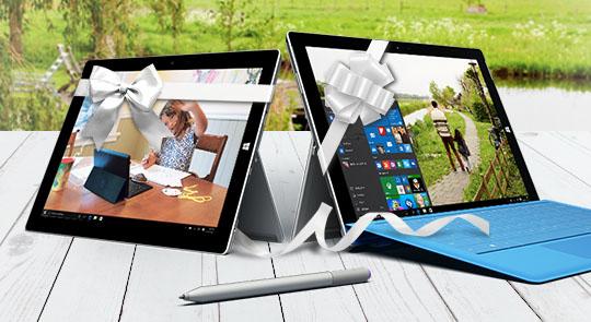 Microsoft Surface z rabatem do 1110zł! @ Microsoft Store