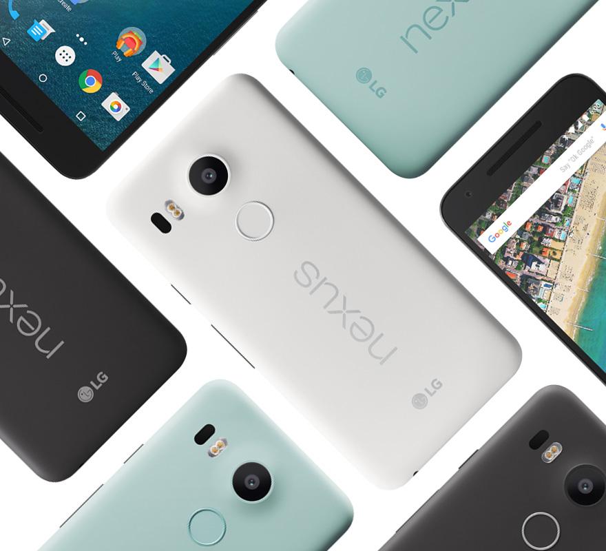 LG Nexus 5X 16GB biały @ xkom
