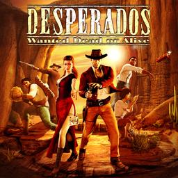 Gry z serii Desperados -75% @ GOG