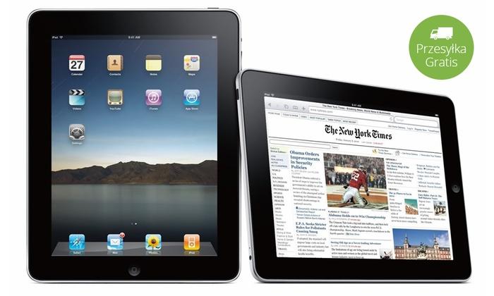 Recertyfikowany iPad 3 16GB Wi-Fi za 1349 zł @ Grupon