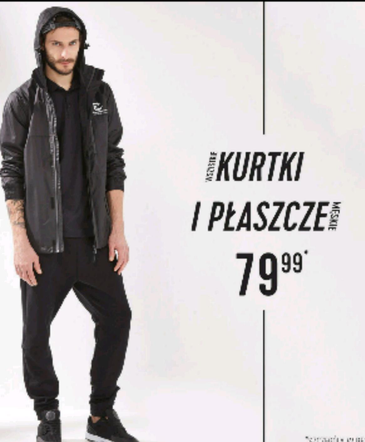 House - Kurtki i płaszcze za 79.99 zł !