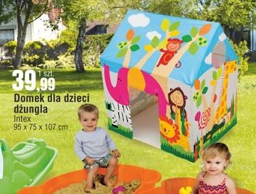 Kolorowy domek dla dzieci za 39,99zł @ E.Leclerc