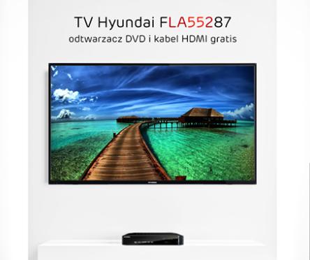 """Za darmo odtw. DVD i HDMI do 55""""TV @ Satysfakcja"""