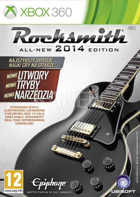 Rocksmith 2014 XBOX360