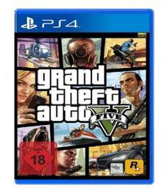 GTA V na PlayStation 4 @ techsat24.pl