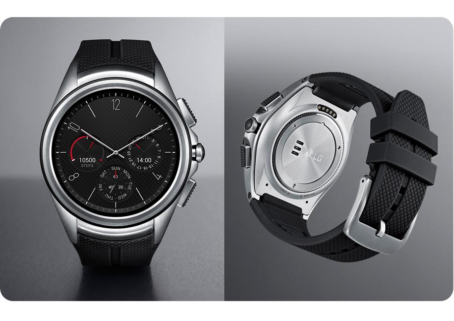 LG G Watch Urbane Second Edition 3G z słuchawkami o wartości 499zł GRATIS @ X-Kom