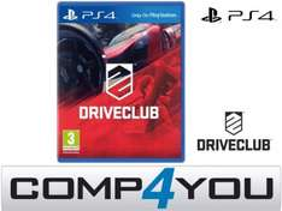 Driveclub PS4 za 39zl @ Allegro