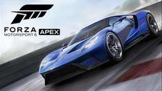 Forza Motorsport 6: Apex (Beta) dla Windows 10 za darmo @ Microsoft