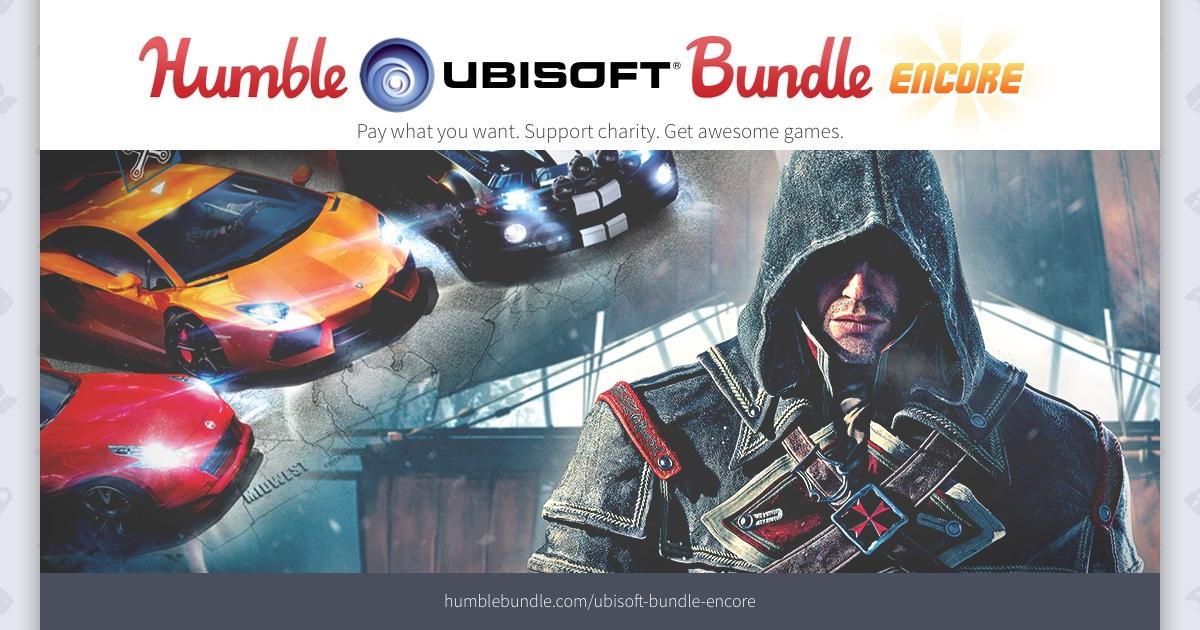 Ubisoft Bundle Encore, zestawy gier od 4zł (Call of Juarez: Gunslinger, Rayman Origins, Far Cry 3 i inne) @ Humble Bundle