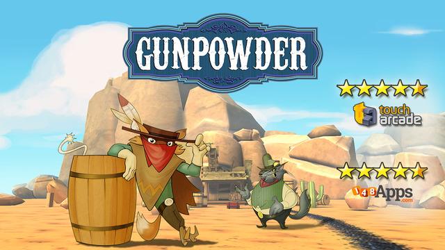 Gunpowder za darmo @ iTunes