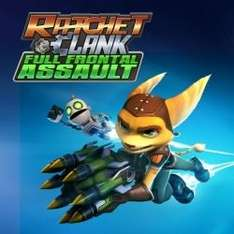 Ratchet & Clank: Full Frontal Assault [Playstation 3] za darmo @ Playstation Store (Brazylia)